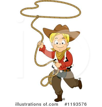 Cowboy Clipart 1193576 Illustration By Bnp Design Studio
