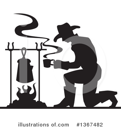 Coffee Clipart #1367482 by Andy Nortnik