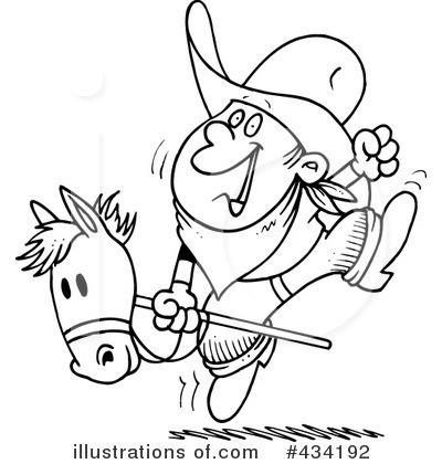 Cowboy Clipart 434192