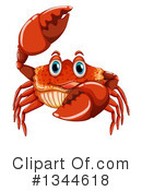 Crab Clipart #1344618 by Graphics RF