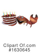 Crab Clipart #1630645 by Julos