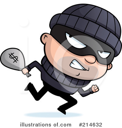 Bandit Clipart #214632 by Cory Thoman