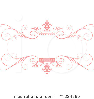 Wedding Frame Clipart #1224385 by Lal Perera