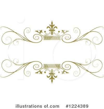 Wedding Frame Clipart #1224389 by Lal Perera