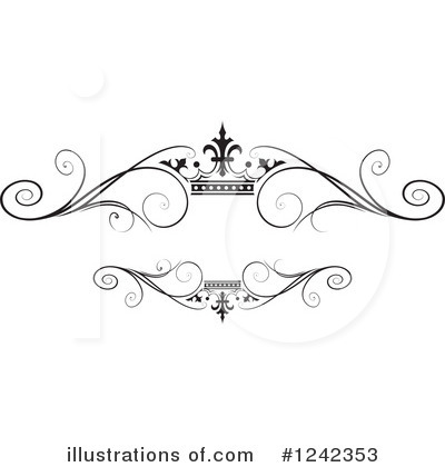 Wedding Frame Clipart #1242353 by Lal Perera