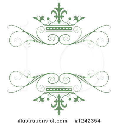 Wedding Frame Clipart #1242354 by Lal Perera