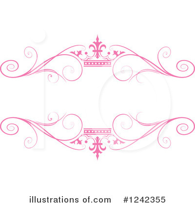 Wedding Frame Clipart #1242355 by Lal Perera