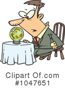 Fortune Teller Clipart #213462 - Illustration by visekart