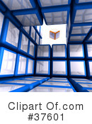 Cube Clipart #37601 by Tonis Pan