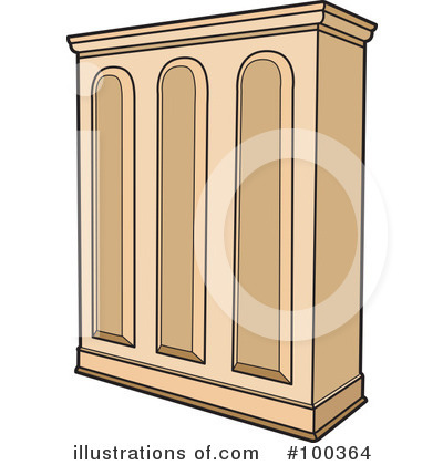 Cupboard clipart  Cupboard Clipart #100364 - Illustration by Lal Perera