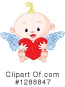 Cupid Clipart #1288847 by Pushkin