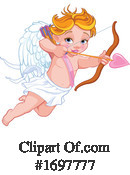 Cupid Clipart #1697777 by Pushkin