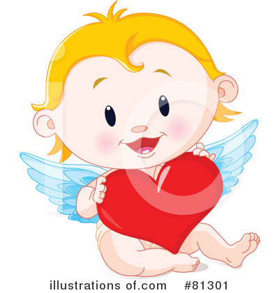 Valentines Day Clipart #81301 by Pushkin