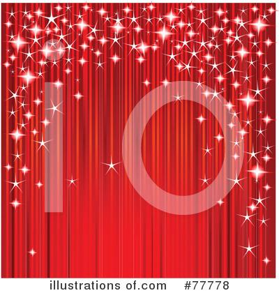 Curtain Clipart #77778 - Illustration by Pushkin