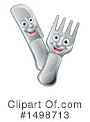 Cutlery Clipart #1498713 by AtStockIllustration