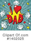 Dad Clipart #1402025 by Pushkin