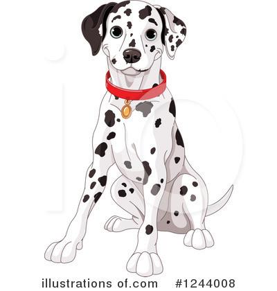 dalmatian clipart 1244008 illustration by pushkin rh illustrationsof com dalmatian clip art free dalmatian clipart black and white
