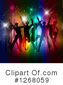 Dancing Clipart #1268059 by KJ Pargeter