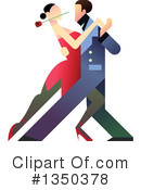 Dancing Clipart #1350378 by Frisko