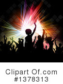 Dancing Clipart #1378313 by KJ Pargeter