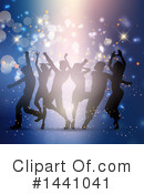 Dancing Clipart #1441041 by KJ Pargeter