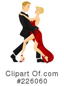 Dancing Clipart #226060 by BNP Design Studio