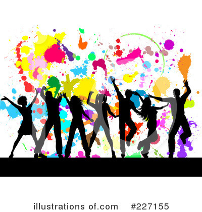 Splatters Clipart #227155 by KJ Pargeter