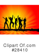 Dancing Clipart #28410 by KJ Pargeter