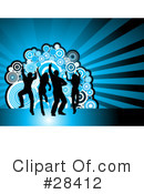 Dancing Clipart #28412 by KJ Pargeter