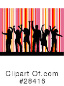 Dancing Clipart #28416 by KJ Pargeter