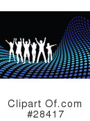 Dancing Clipart #28417 by KJ Pargeter