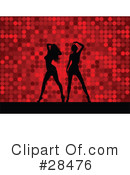 Dancing Clipart #28476 by KJ Pargeter