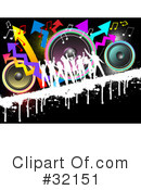 Dancing Clipart #32151 by KJ Pargeter