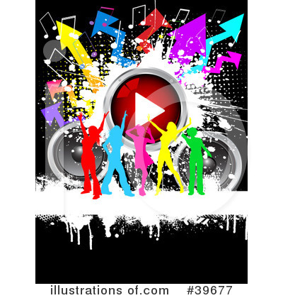 Splatters Clipart #39677 by KJ Pargeter