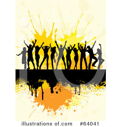 Splatters Clipart #64041 by KJ Pargeter