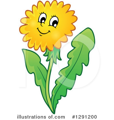 Flower Clipart #1291200 by visekart