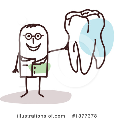 Dental Clipart #1377378 by NL shop