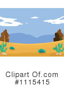 Desert Clipart #1115415 by Graphics RF