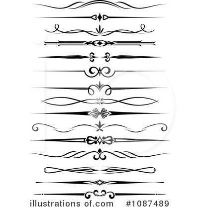Design Elements Clipart #1087489 - Illustration by Vector Tradition SM