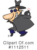 Detective Clipart #1112511 by toonaday