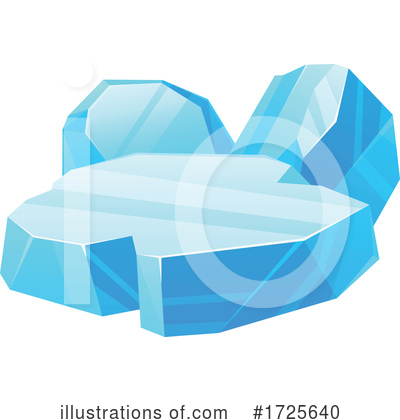 Diamond Clipart #1725640 by Vector Tradition SM