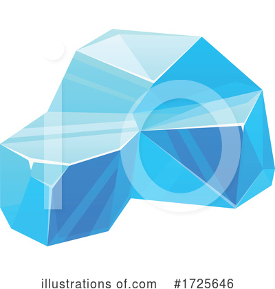 Diamond Clipart #1725646 by Vector Tradition SM