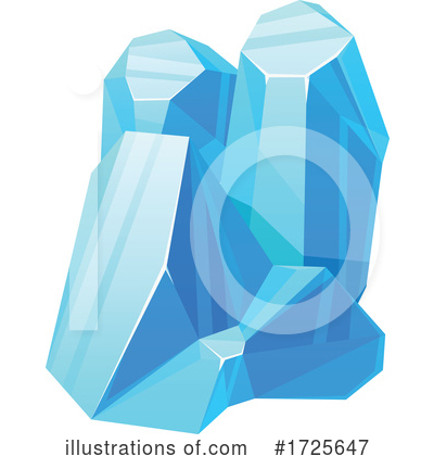 Diamond Clipart #1725647 by Vector Tradition SM