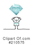 Diamonds Clipart #210575 by NL shop