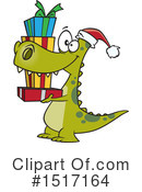 Dinosaur Clipart #1517164 by toonaday