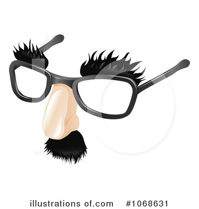 Nose Clipart #1068631 by AtStockIllustration