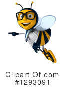 Doctor Bee Clipart #1293091 by Julos