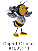 Doctor Bee Clipart #1293111 by Julos