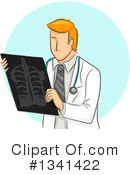 Doctor Clipart #1341422 by BNP Design Studio