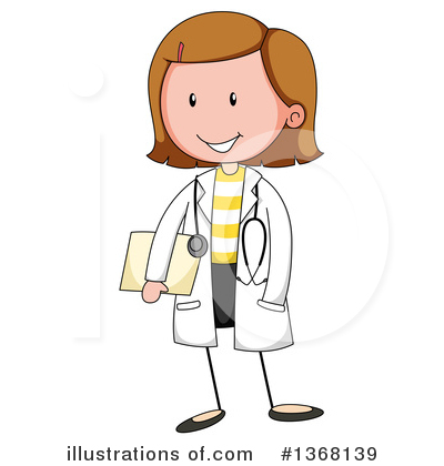 Doctor Clipart #1368139 by Graphics RF